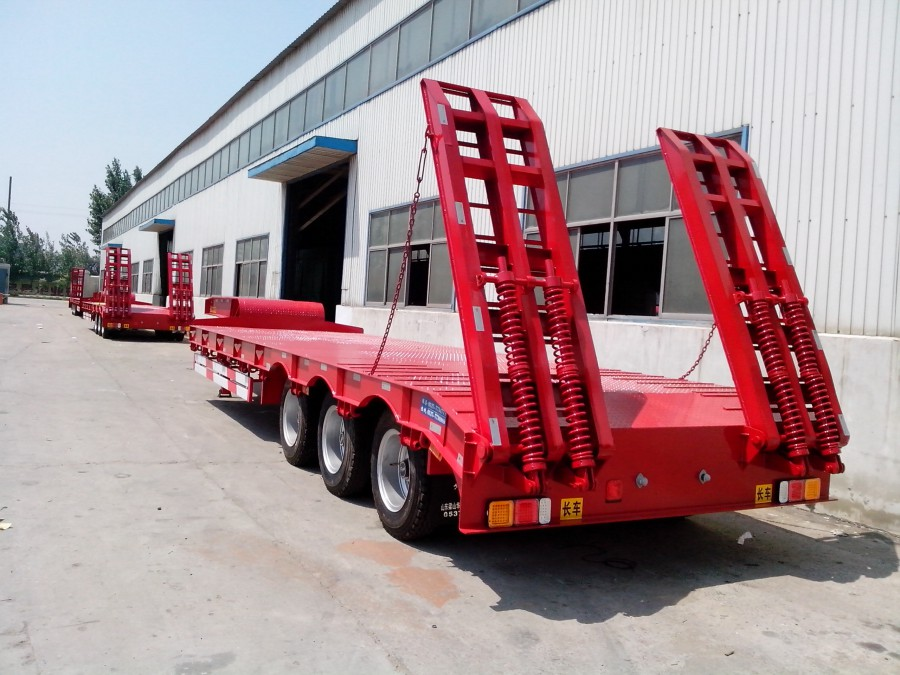 lowbed semi trailers 5
