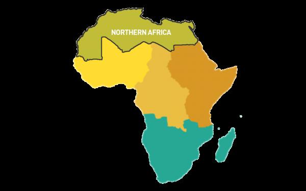 Northern Africa Region